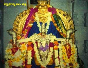 Champakadhama swamy temple, Bannerughatta, kannadaratna.com, ourtemples.in, karnataka temples,