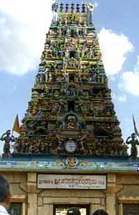 Gubbi Channabasaveswara temple,